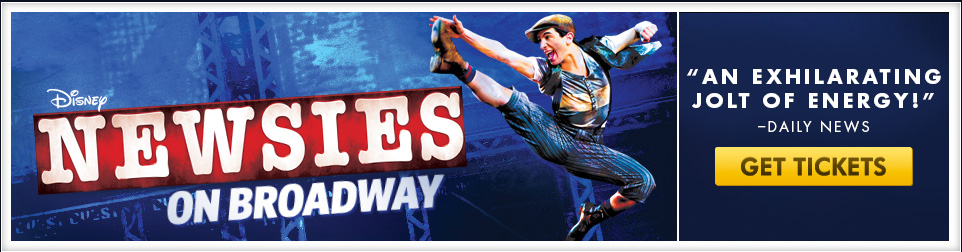 Newsies the Musical