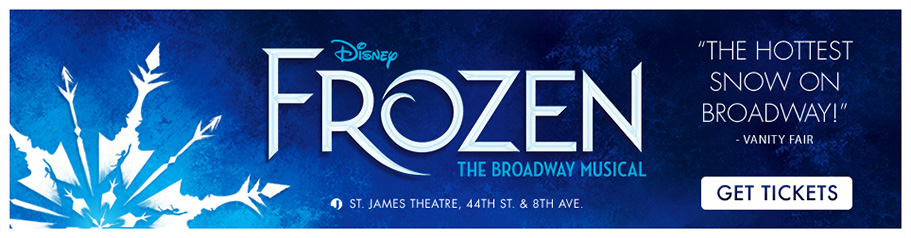 disney on broadway official website for tickets information